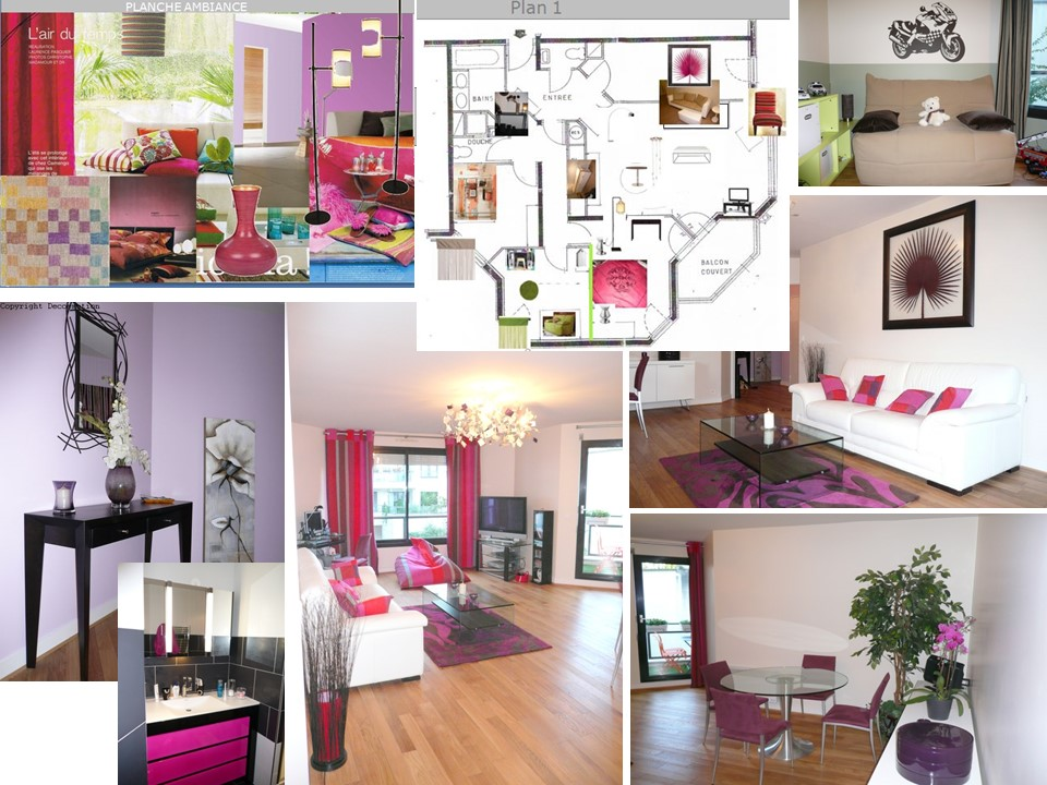 Images tagged appartement parisien ultra feminin nouvelle - Interieur appartement original et ultra moderne a paris ...