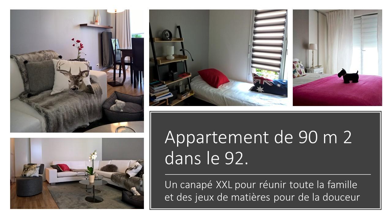 R alisations appartements maisons conseil d coration for Coaching decoration interieur