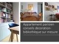 décoration d'un appartement neuf à Paris