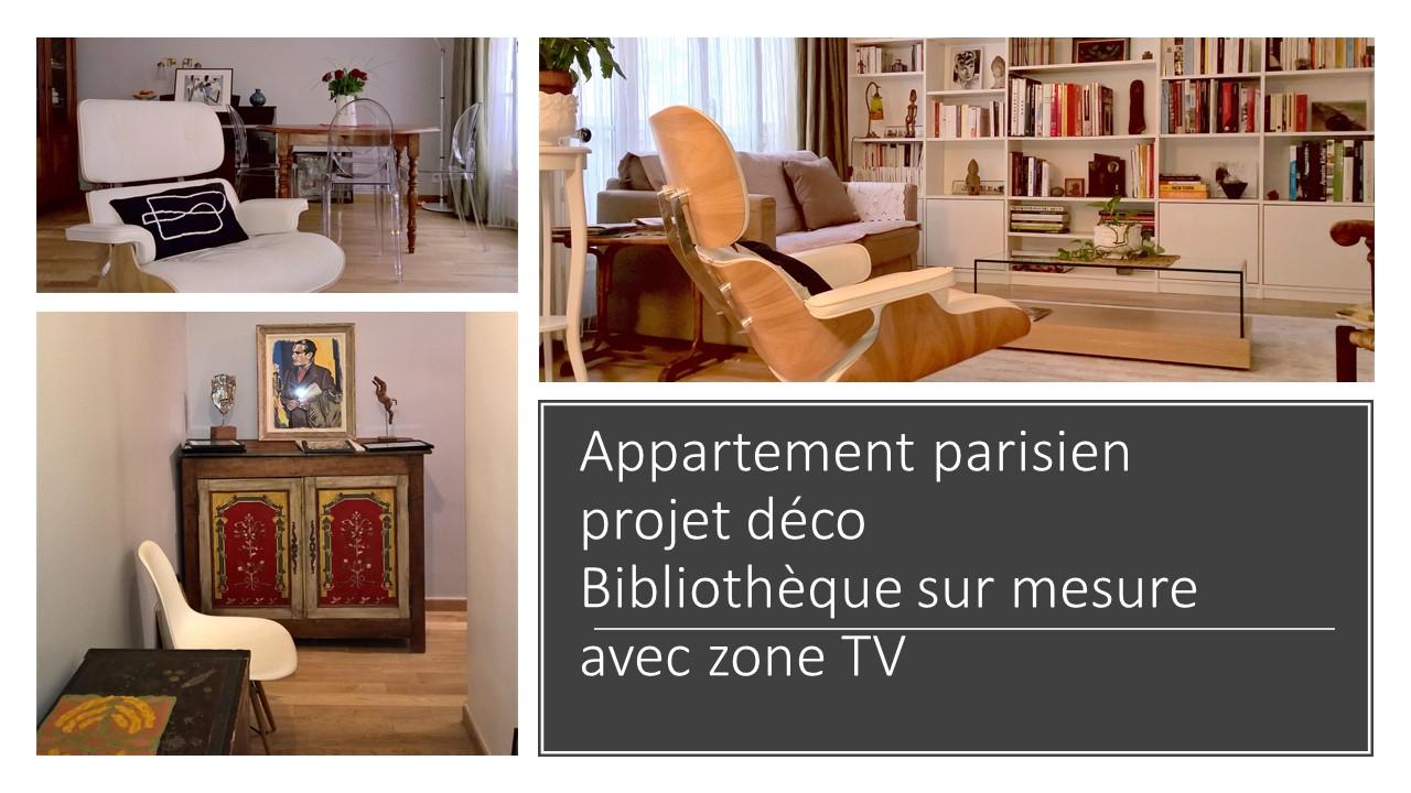 R alisations appartements maisons conseil d coration for Projet appartement