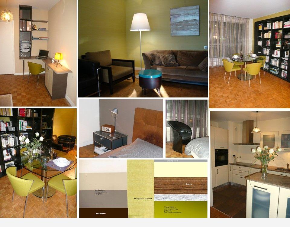 appartement renove decore issy florence bontemps d coratrice am nagement d 39 int rieur. Black Bedroom Furniture Sets. Home Design Ideas