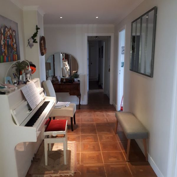 Saint cloud - appartement p1 avant