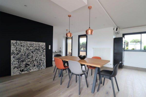 salon loft design