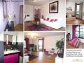 Appartement parisien ultra féminin nouvelle installation