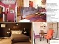 Appartement raffiné à Levallois. tons chauds - projet décoration -