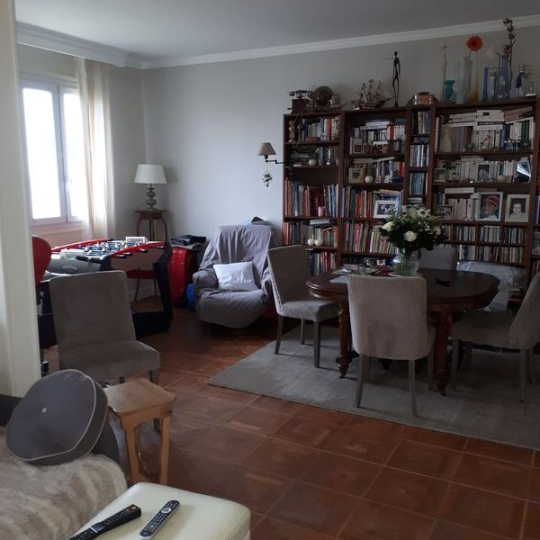 Saint cloud - appartement p3 avant