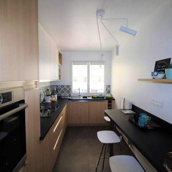 Rénovation et transformation d'une cuisine - ISSY